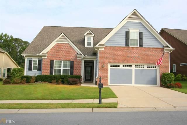 3760 Golden Leaf, Gainesville, GA 30504 (MLS #8859409) :: Crown Realty Group