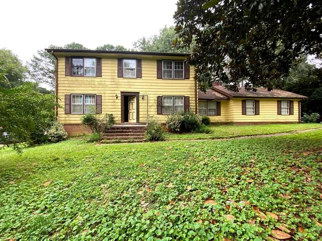 2493 Highland Dr, Conyers, GA 30013 (MLS #8859418) :: The Realty Queen & Team