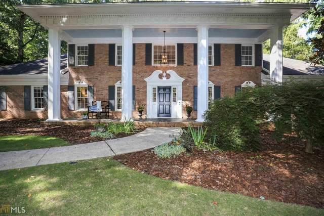 8120 Habersham Waters Rd, Sandy Springs, GA 30350 (MLS #8859842) :: Keller Williams Realty Atlanta Partners