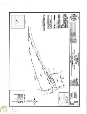 113 Hello Road I20 At Highway 22 Highway, Crawfordville, GA 30631 (MLS #8859907) :: Rettro Group
