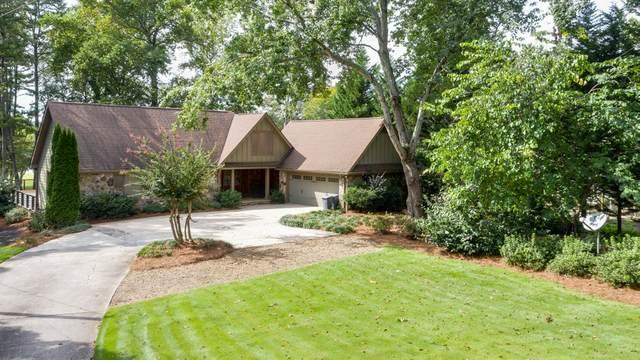 7130 Cedar Knoll Dr, Gainesville, GA 30506 (MLS #8860097) :: Keller Williams