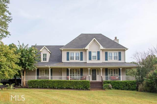 88 Doe Ridge, Hoschton, GA 30548 (MLS #8860381) :: Crown Realty Group