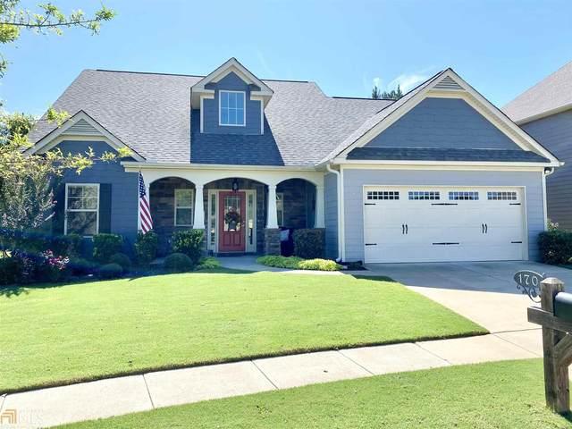 170 Brooks Village #7, Pendergrass, GA 30567 (MLS #8860546) :: Scott Fine Homes at Keller Williams First Atlanta