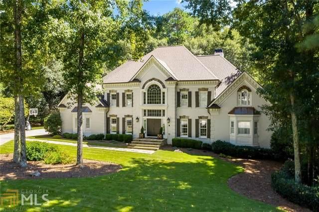 9215 Old Southwick Pass, Alpharetta, GA 30022 (MLS #8861633) :: Bonds Realty Group Keller Williams Realty - Atlanta Partners