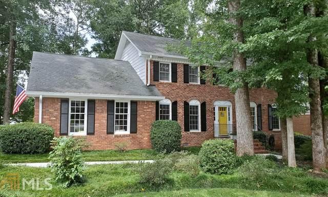 4437 Cedar Wood Drive, Lilburn, GA 30047 (MLS #8861741) :: Buffington Real Estate Group