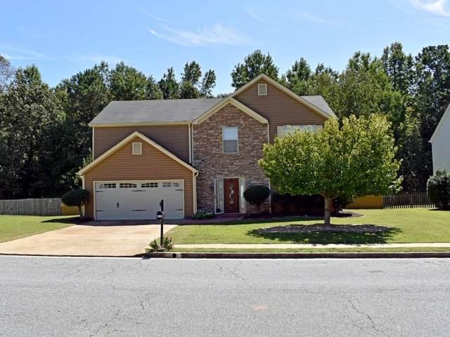 4155 Bradford Walk Trail, Buford, GA 30519 (MLS #8862175) :: Keller Williams Realty Atlanta Partners