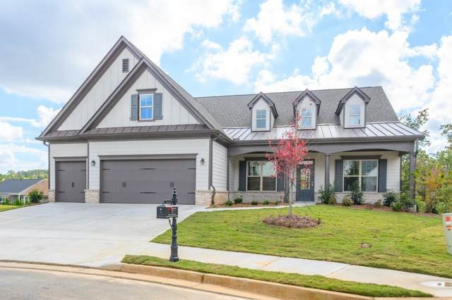 527 Laurel Grv, Canton, GA 30114 (MLS #8862347) :: Bonds Realty Group Keller Williams Realty - Atlanta Partners