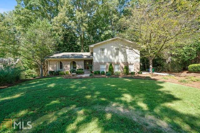 4284 Berkford Cir, Brookhaven, GA 30319 (MLS #8862370) :: Keller Williams