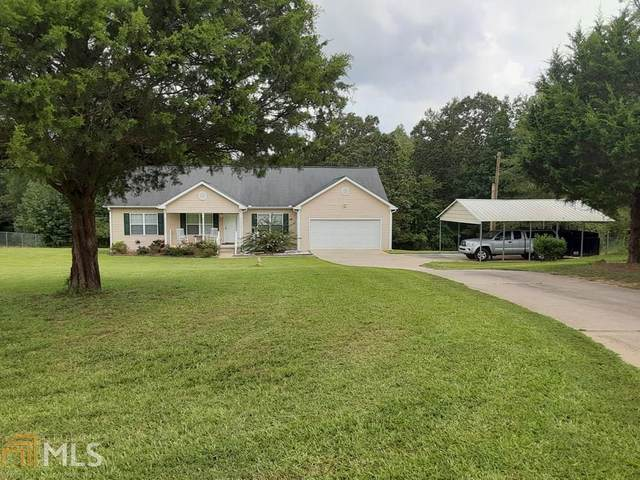 100 Teamon Circle, Griffin, GA 30223 (MLS #8862385) :: Buffington Real Estate Group