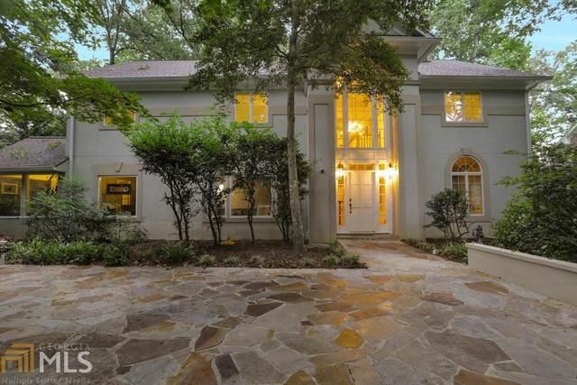 1285 Briarcliff Rd, Atlanta, GA 30306 (MLS #8862396) :: Regent Realty Company
