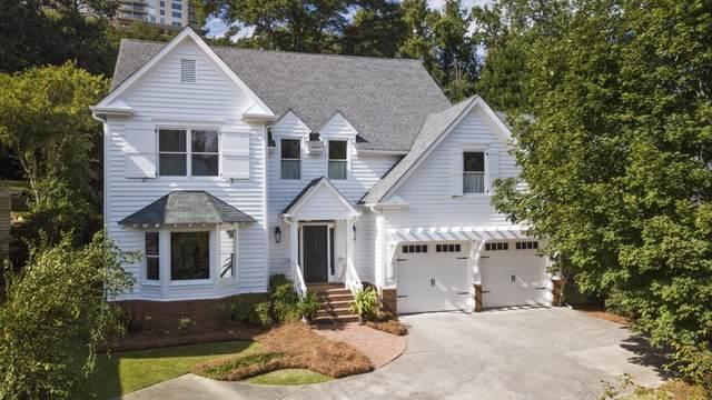 3013 Ranch Rd, Atlanta, GA 30339 (MLS #8862660) :: Crown Realty Group