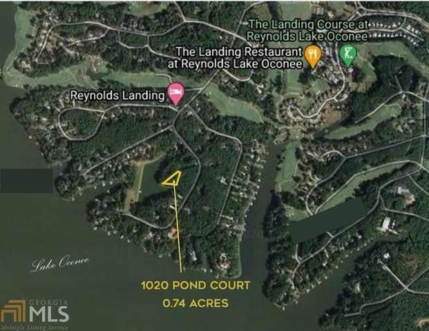 1020 Pond Ct, Greensboro, GA 30642 (MLS #8862741) :: Team Cozart