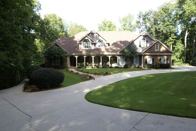 1526 Darby Ford Ln, Ball Ground, GA 30107 (MLS #8862929) :: Tim Stout and Associates