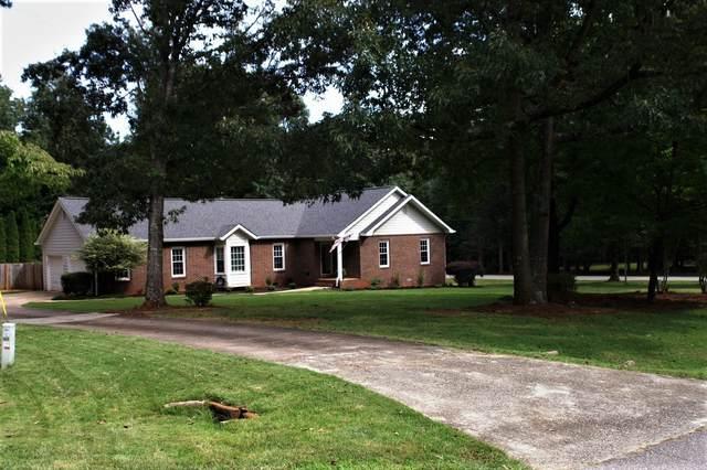 215 Firethorn Lane, Fayetteville, GA 30215 (MLS #8863028) :: Buffington Real Estate Group