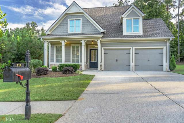 114 Richmond Way, Villa Rica, GA 30180 (MLS #8863390) :: Bonds Realty Group Keller Williams Realty - Atlanta Partners
