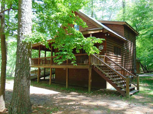 40 Holiday Ct. Beaver Bend #25, Ellijay, GA 30540 (MLS #8863432) :: The Durham Team