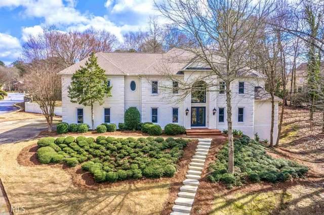 535 Francis Pt, Johns Creek, GA 30097 (MLS #8863631) :: Bonds Realty Group Keller Williams Realty - Atlanta Partners