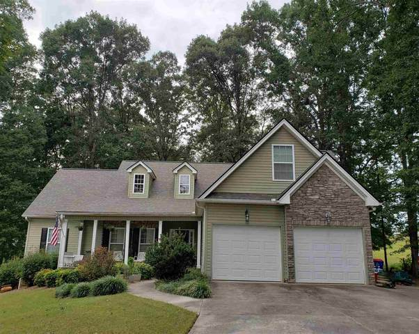 6623 Station Dr, Clermont, GA 30527 (MLS #8863799) :: The Heyl Group at Keller Williams