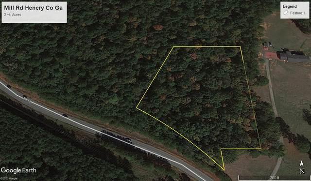 0 Mill Rd, Mcdonough, GA 30253 (MLS #8863895) :: The Durham Team
