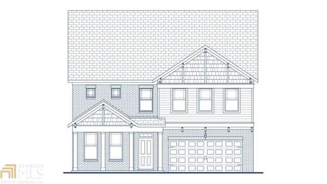 3596 Maple Hill Rd Lot 47, Stonecrest, GA 30038 (MLS #8864135) :: Keller Williams