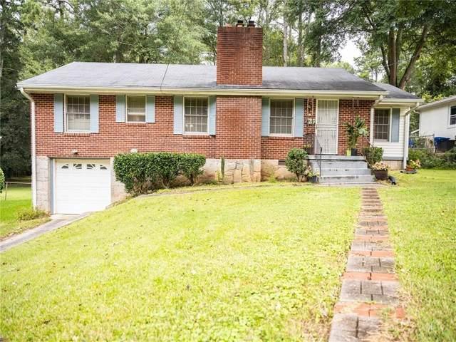 3171 SW Ardley Rd, Atlanta, GA 30311 (MLS #8864392) :: Military Realty