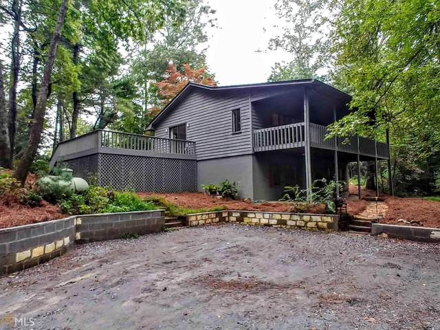 181 Hester Gap Rd, Cleveland, GA 30528 (MLS #8864420) :: Military Realty