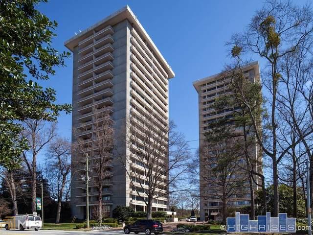2575 Peachtree Rd 3E, Atlanta, GA 30305 (MLS #8864662) :: Military Realty