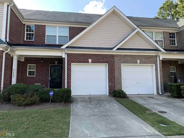 2555 Flat Shoals Rd 2402, College Park, GA 30349 (MLS #8864870) :: Military Realty