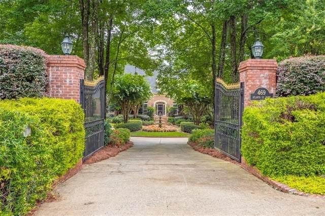 469 Atlanta Country Club Dr, Marietta, GA 30067 (MLS #8865151) :: Regent Realty Company