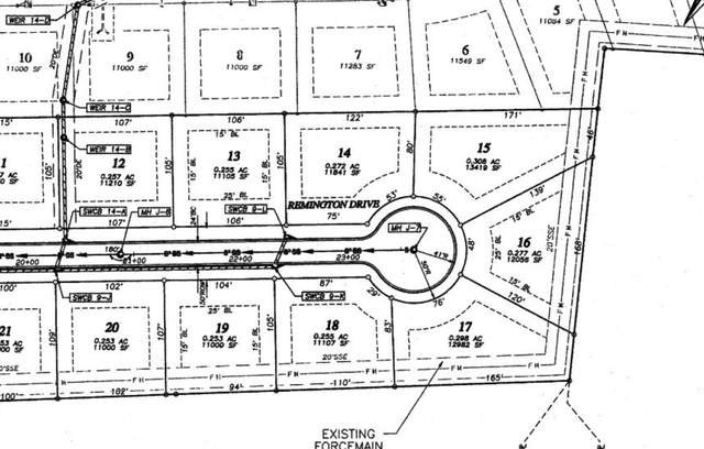 0 Remington Dr Lots 16-19, Commerce, GA 30529 (MLS #8865181) :: Tim Stout and Associates