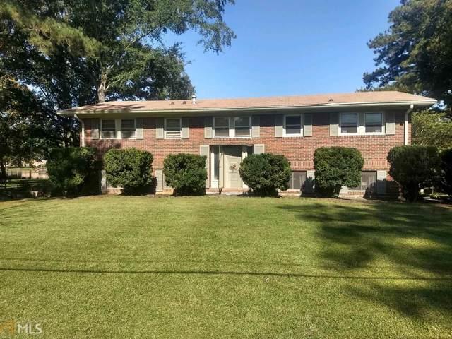 125 Glendale Rd, Rome, GA 30165 (MLS #8865205) :: Crown Realty Group