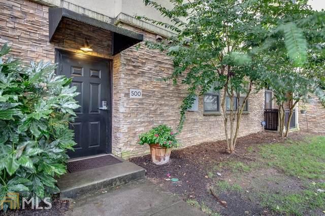 2230 Cheshire Bridge Rd #501, Atlanta, GA 30324 (MLS #8865716) :: AF Realty Group