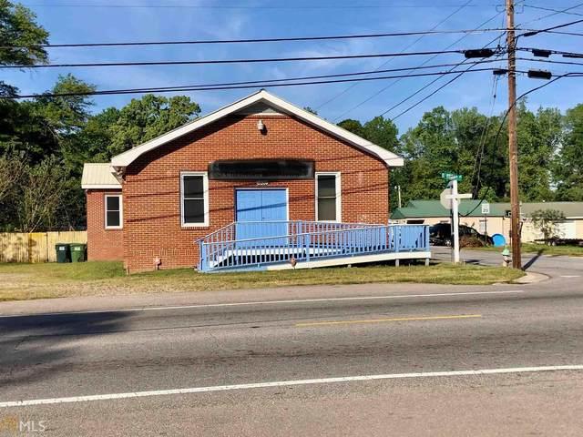 1200 S Broad St, Monroe, GA 30655 (MLS #8865894) :: Crown Realty Group