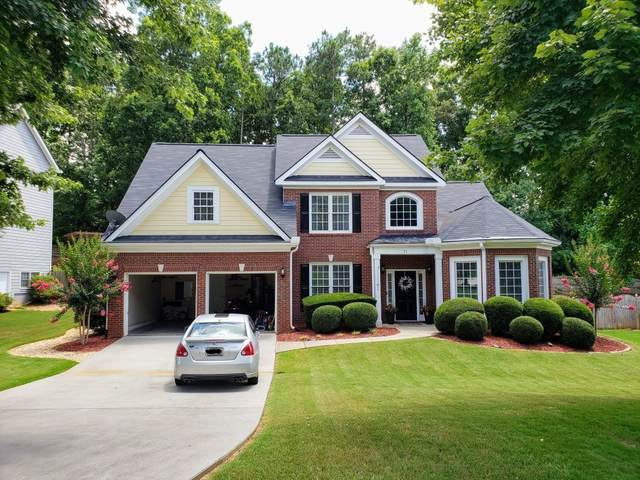 11 Briar Grv, Newnan, GA 30265 (MLS #8865959) :: Keller Williams Realty Atlanta Partners