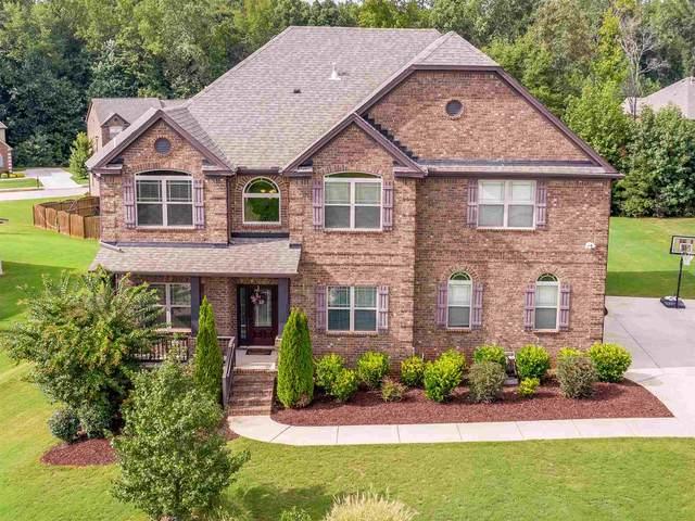 1144 Eagles Brooke Dr, Locust Grove, GA 30248 (MLS #8865988) :: Amy & Company | Southside Realtors