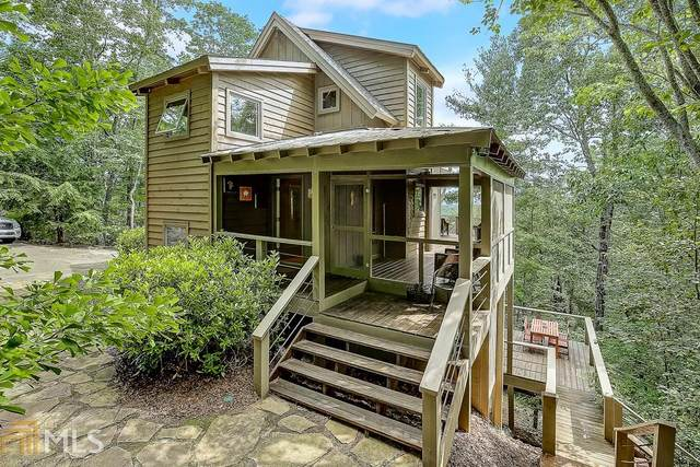 195 Cinnamon Fern Ln, Big Canoe, GA 30143 (MLS #8866455) :: Crown Realty Group