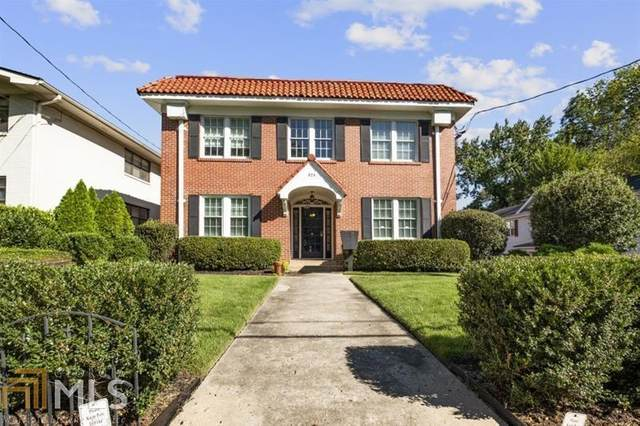 824 Greenwood Ave #1, Atlanta, GA 30306 (MLS #8866674) :: Bonds Realty Group Keller Williams Realty - Atlanta Partners