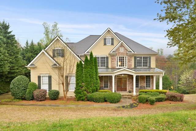 5133 Millwood Dr, Canton, GA 30114 (MLS #8866813) :: Keller Williams Realty Atlanta Partners