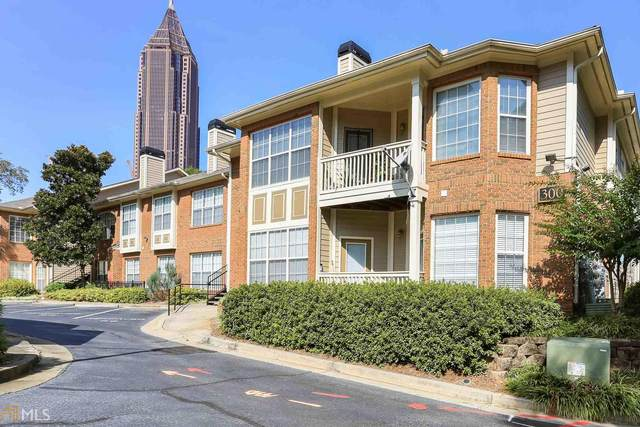 200 Renaissance Pkwy #312, Atlanta, GA 30308 (MLS #8867650) :: Buffington Real Estate Group