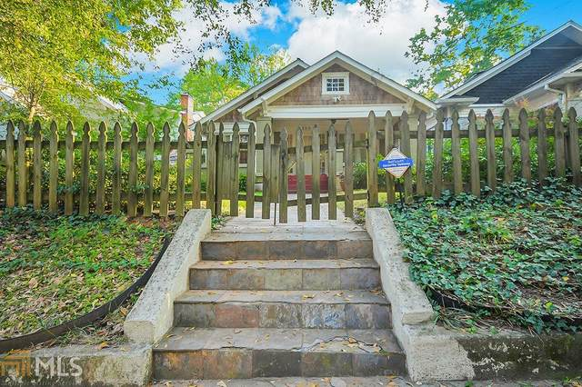 1255 Mclendon Ave, Atlanta, GA 30307 (MLS #8868156) :: Crown Realty Group