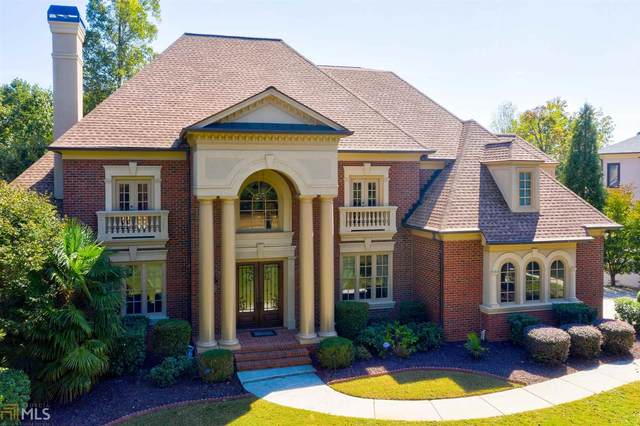 2804 Pebble Hill Pt, Duluth, GA 30097 (MLS #8868348) :: Crown Realty Group