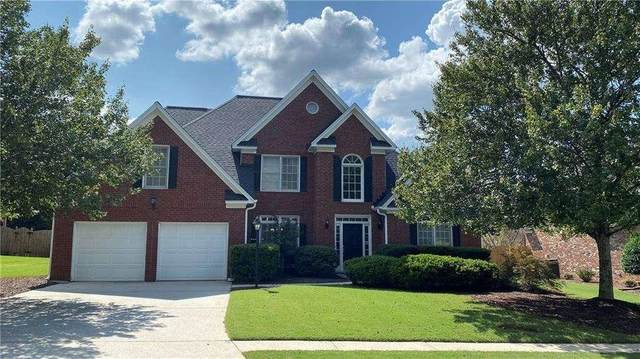3450 Highcroft Cir, Peachtree Corners, GA 30092 (MLS #8868420) :: Keller Williams Realty Atlanta Partners