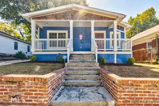 1010 Palmetto Ave, Atlanta, GA 30314 (MLS #8869178) :: Keller Williams Realty Atlanta Partners