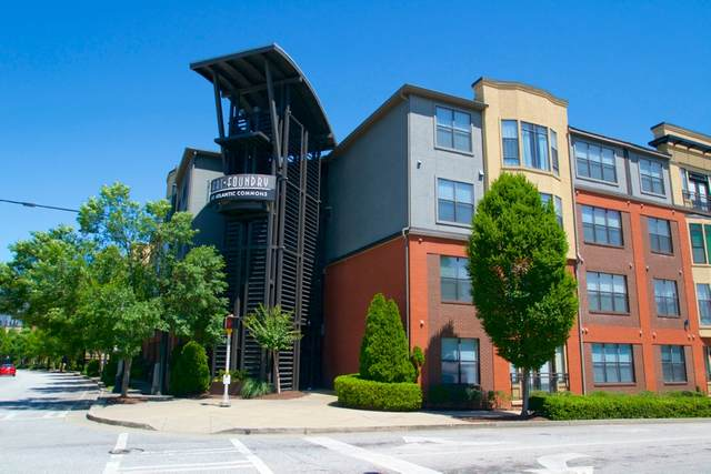 400 17Th St #2110, Atlanta, GA 30363 (MLS #8869271) :: Rettro Group