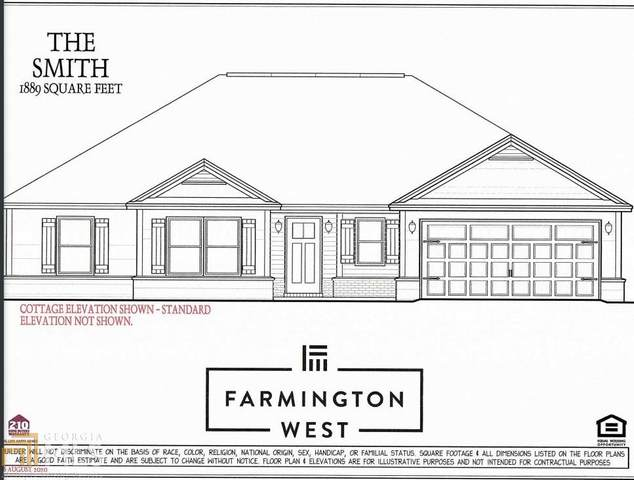320 Farmington Rd #20, Statesboro, GA 30458 (MLS #8869498) :: Crown Realty Group
