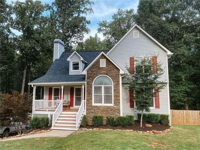572 Kings Walk, Douglasville, GA 30134 (MLS #8869626) :: Crown Realty Group
