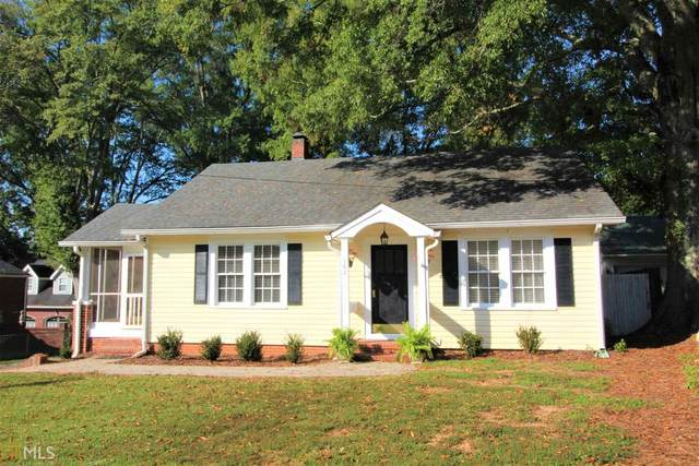 162 Jackson St, Newnan, GA 30263 (MLS #8870448) :: Keller Williams Realty Atlanta Partners