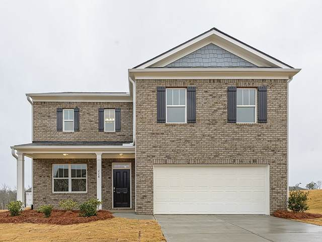 1111 Shadow Glen Dr, Fairburn, GA 30213 (MLS #8870770) :: Bonds Realty Group Keller Williams Realty - Atlanta Partners