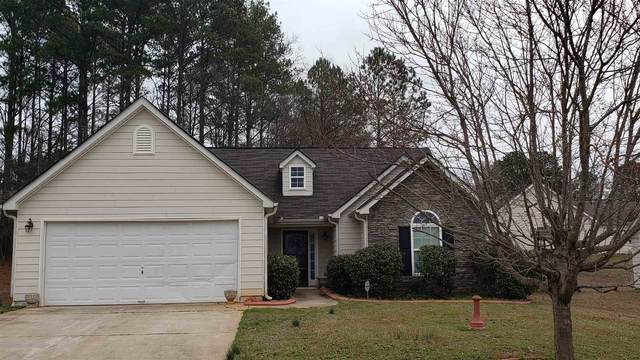 812 Aarons Ct, Mcdonough, GA 30252 (MLS #8870884) :: Keller Williams Realty Atlanta Partners