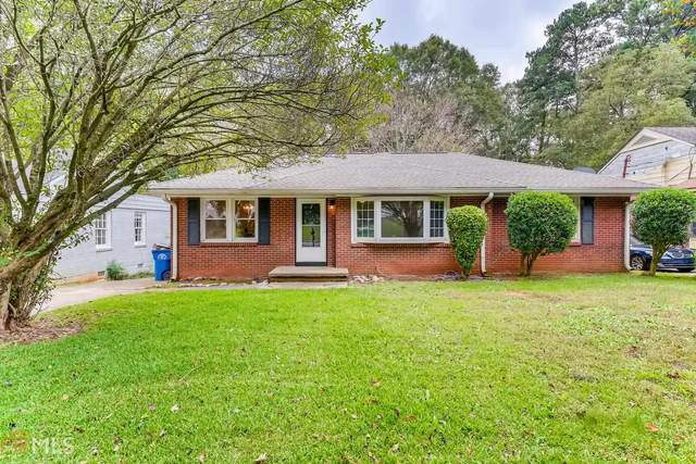 478 Lynnhaven Dr, Atlanta, GA 30310 (MLS #8871509) :: Military Realty